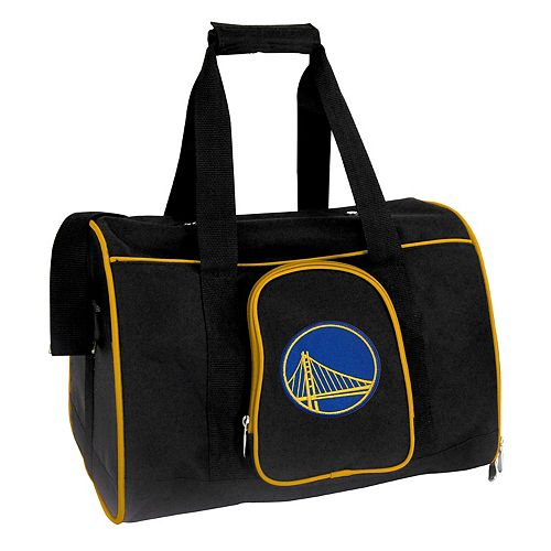Mojo Golden State Warriors 16-Inch Pet Carrier