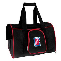 Mojo Los Angeles Clippers 16-Inch Pet Carrier