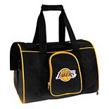 Mojo Los Angeles Lakers 16-Inch Pet Carrier