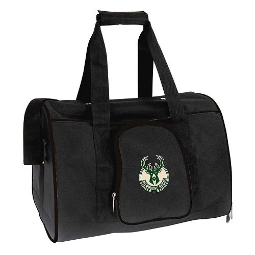 Mojo Milwaukee Bucks Wheeled Pet Carrier
