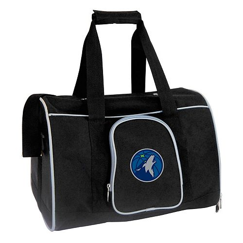 Mojo Minnesota Timberwolves 16-Inch Pet Carrier