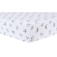 Trend Lab Tribal Forest Fitted Crib Sheet