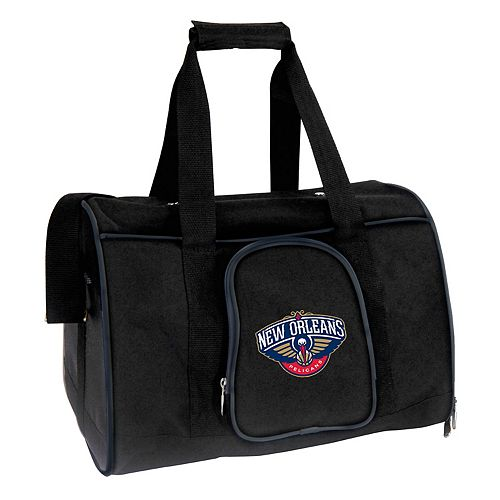 Mojo New Orleans Pelicans 16-Inch Pet Carrier