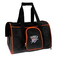 Mojo Oklahoma City Thunder 16-Inch Pet Carrier