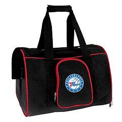 Mojo Philadelphia 76ers Wheeled Pet Carrier