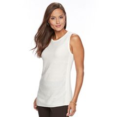 Women's Dana Buchman Sleeveless Sweater