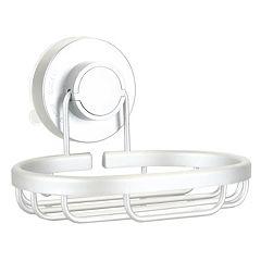 Home Basics Aluminum Soap Dish