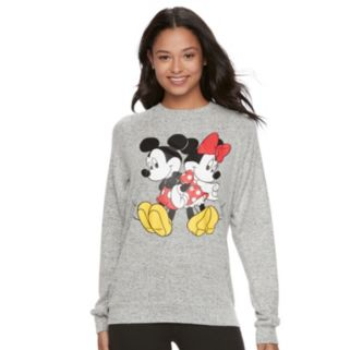 Disney's Mickey & Minnie Mouse Juniors' Graphic Top