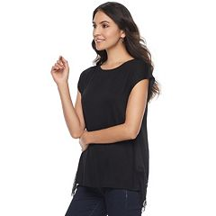 Women's Apt. 9® Lace Back Top