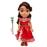 Disney's Elena Of Avalor Elena Adventure Doll with Scepter