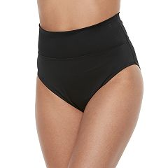 Women's Trimshaper High-Waisted Brief Bottoms
