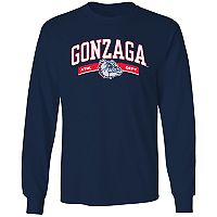 Men's Gonzaga Bulldogs Banner Tee