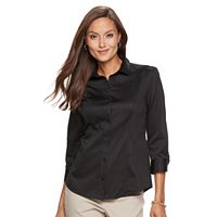 Women's Dana Buchman Button-Up Shirt