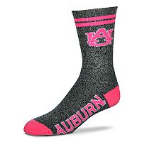 Adult For Bare Feet Auburn Tigers Crew Socks