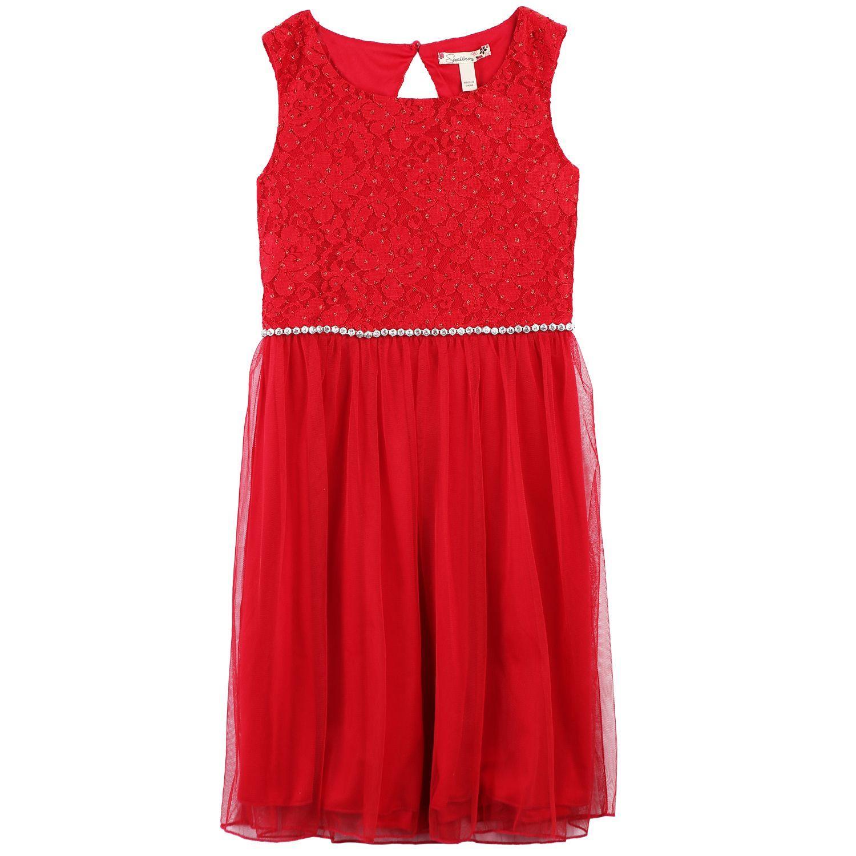 Red dress kohls card