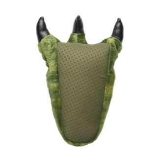 Boys Reptile Dino Paw Slippers