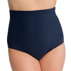Women's Upstream High-Waisted Swim Brief Bottoms