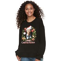 Juniors' National Lampoon's Christmas Vacation Sweatshirt