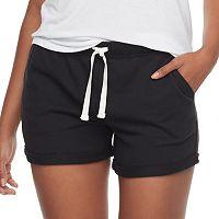 Juniors' SO® Midi Shorts