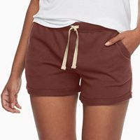 Juniors' SO® Midi Shorts