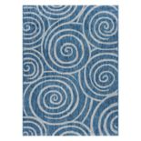 KHL Rugs Veranda Varya Geometric Indoor Outdoor Rug