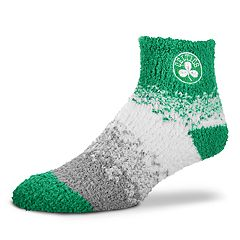 Women's For Bare Feet Boston Celtics Marquee Sleep Socks