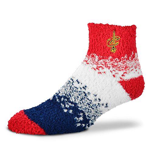 Women's For Bare Feet Cleveland Cavaliers Marquee Sleep Socks