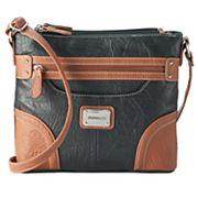 Stone & Co. Nancy Triple-Entry Crossbody Bag