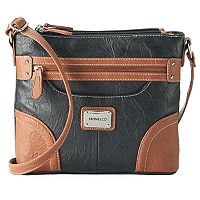 Stone & Co. Nancy Triple-Entry Crossbody Bag