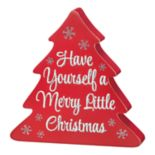 """""""Have Yourself A Merry Little Christmas"""" Table Decor"""