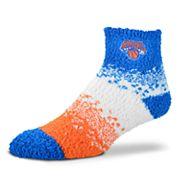 Women's For Bare Feet New York Knicks Marquee Sleep Socks