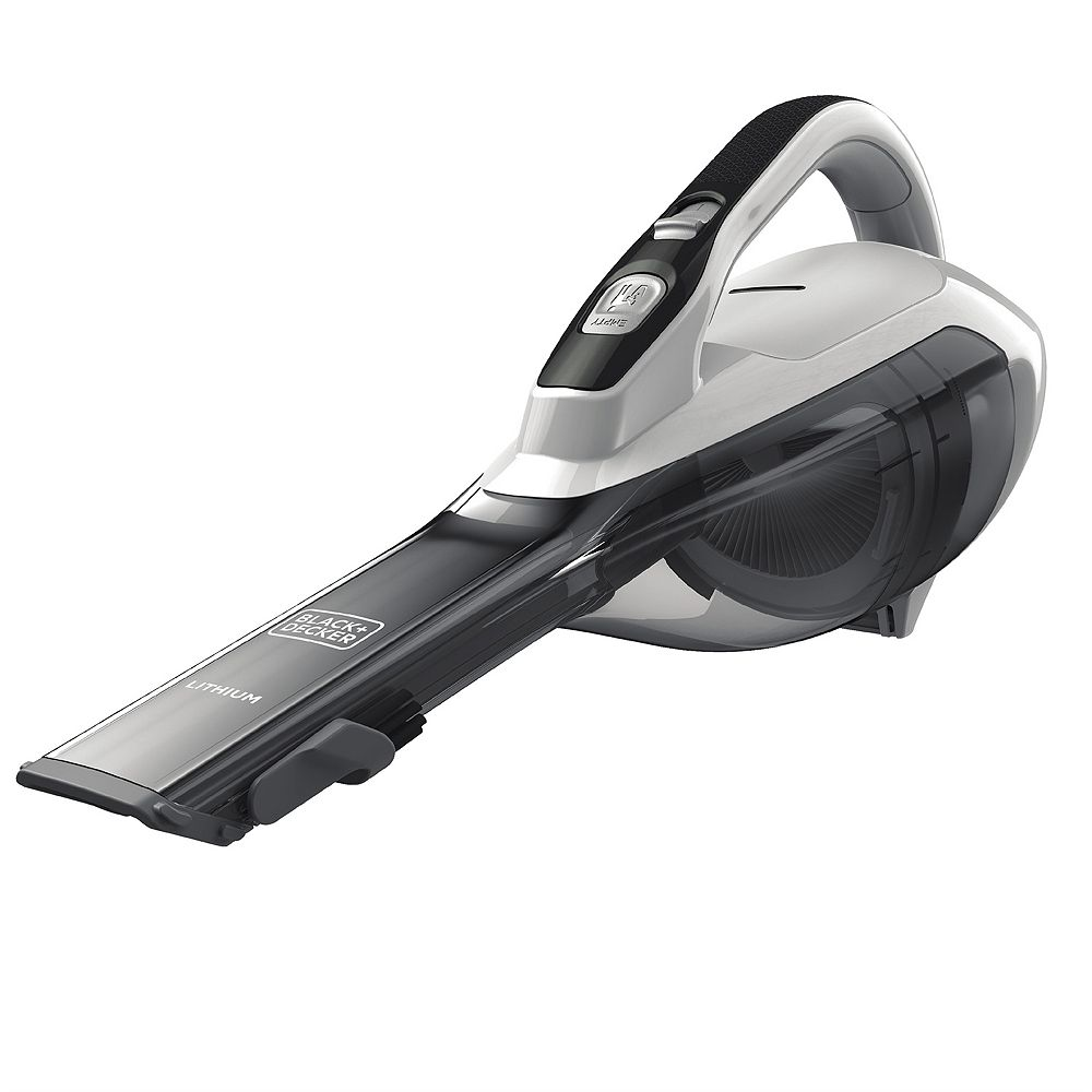 BLACK+DECKER™ Lithium Cordless Hand Vacuum with Scented Filter (HLVA320JS10)