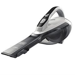 Black & Decker Lithium Cordless Hand Vacuum with Scented Filter (HHVI320JRS02)