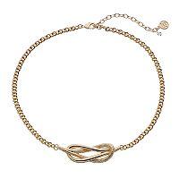 Dana Buchman Knot Necklace