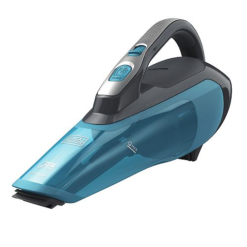 Black & Decker Wet+Dry Lithium Hand Vacuum (HLWVA325J21)