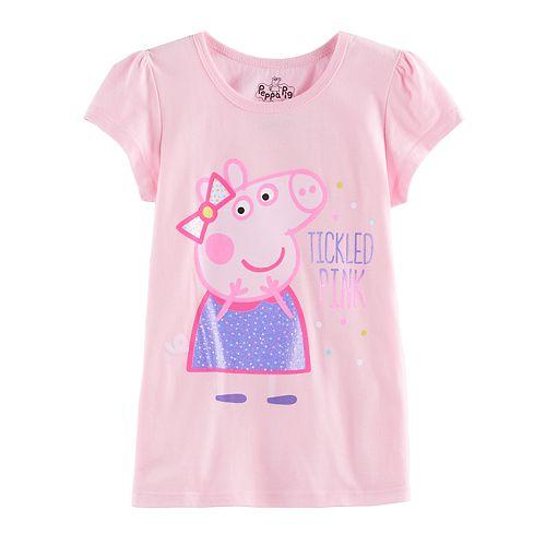 Girls 4-7 Peppa Pig