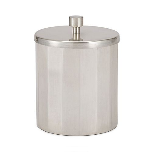 Kassatex Nomad Stainless Steel Cotton Jar