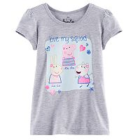 Girls 4-7 Peppa Pig, Suzy Sheep & Rebecca Rabbit