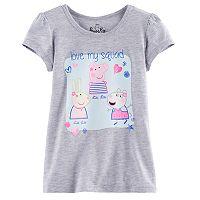 Girls 4-7 Peppa Pig, Suzy Sheep & Rebecca Rabbit