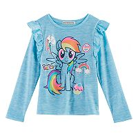 Girls 4-7 My Little Pony: The Movie Rainbow Dash