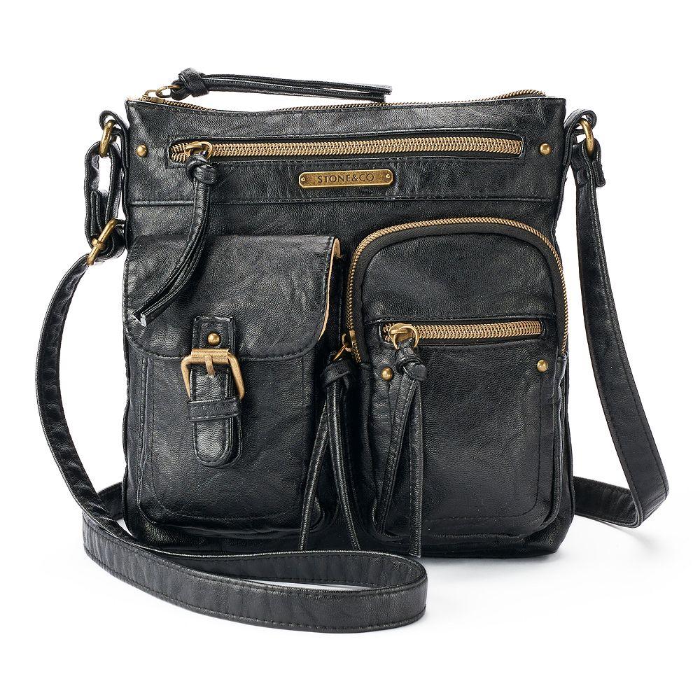 6b0e74704b Stone   Co. Smoky Mountain Crossbody Bag