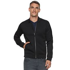 Men's Marc Anthony Slim-Fit Ponte Bomber Jacket