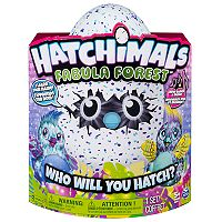 Hatchimals Fabula Forest Puffatoo