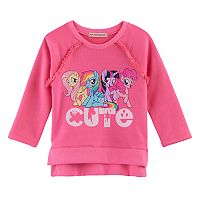 Girls 4-7 My Little Pony: The Movie Fluttershy, Rainbow Dash, Twilight Sparkle & Pinkie Pie