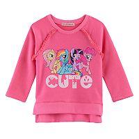 Girls 4-7 My Little Pony: The Movie Fluttershy, Rainbow Dash, Twilight Sparkle & Pinkie Pie