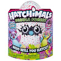 Hatchimals Fabula Forest Tigrette