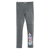 Girls 4-7 My Little Pony: The Movie Rainbow Dash, Pinkie Pie & Fluttershy Sparkle Leggings