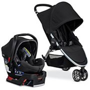 Britax 2017 B-Agile & B-Safe 35 Elite Travel System