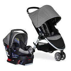 Britax 2017 B-Agile & B-Safe 35 Travel System