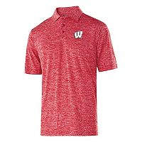 Men's Wisconsin Badgers Electrify Performance Polo